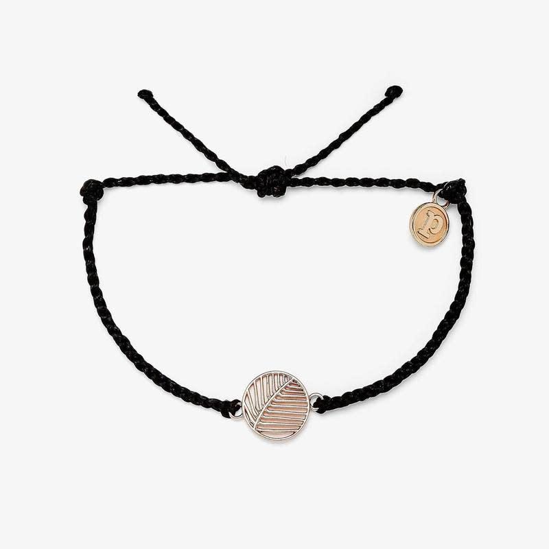 PuraVida Havana Rose Gold Charm Bracelet