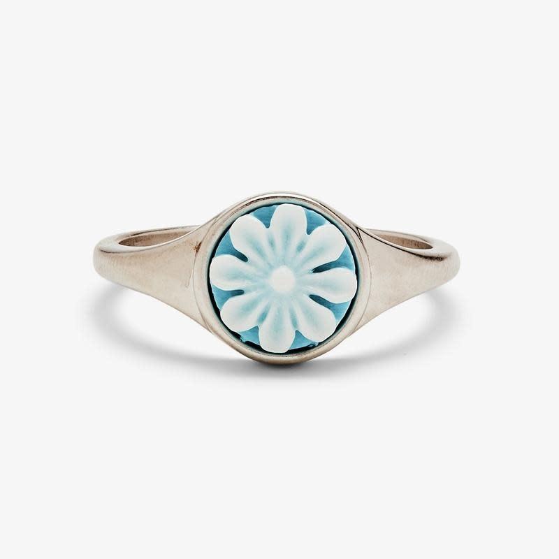PuraVida Cameo Silver Ring