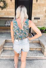 Savannah Floral Bodysuit