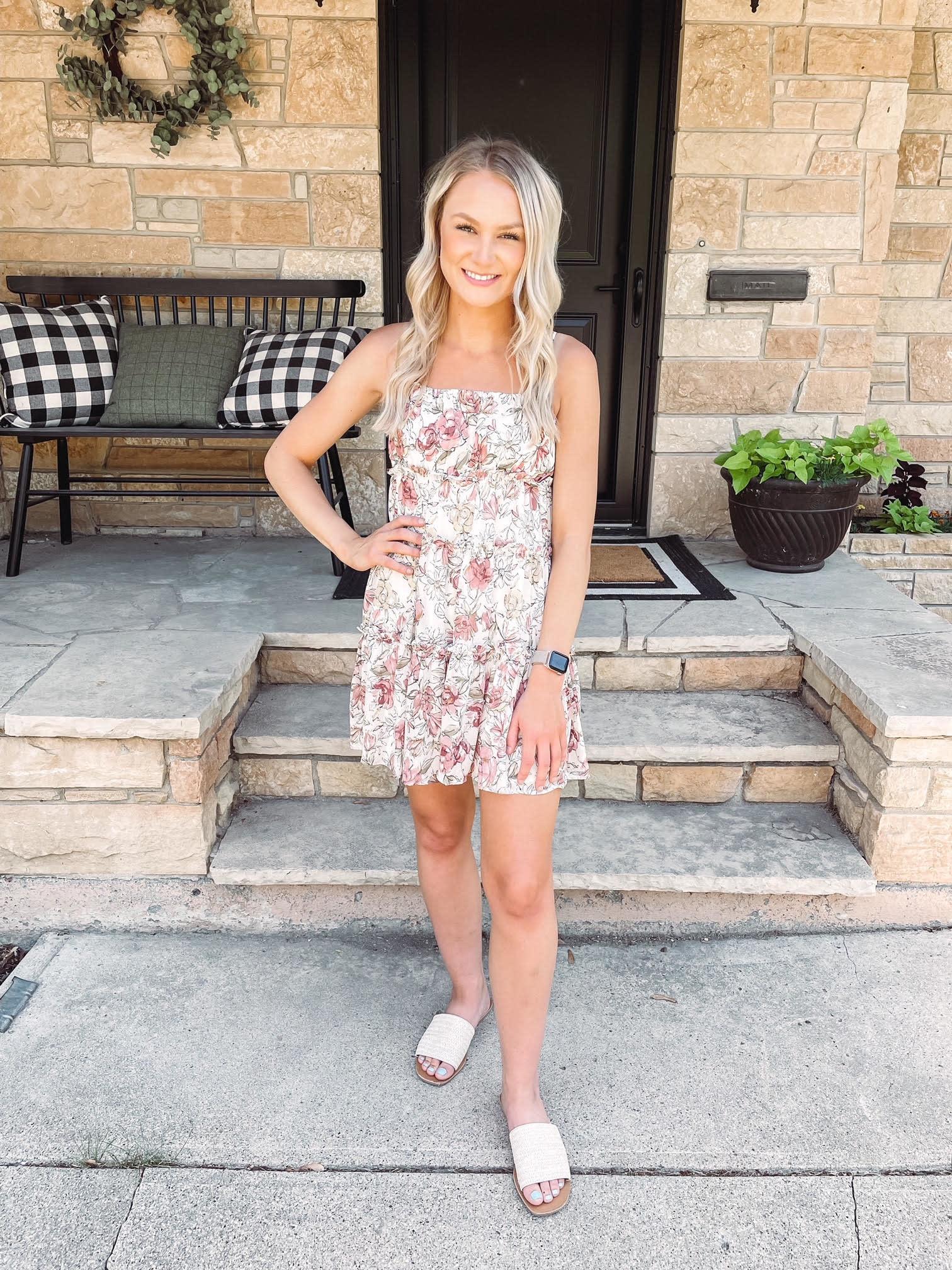Madelyn Floral Dress