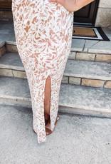 Amber Floral Maxi Dress