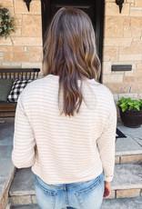 Elena Striped Long Sleeve