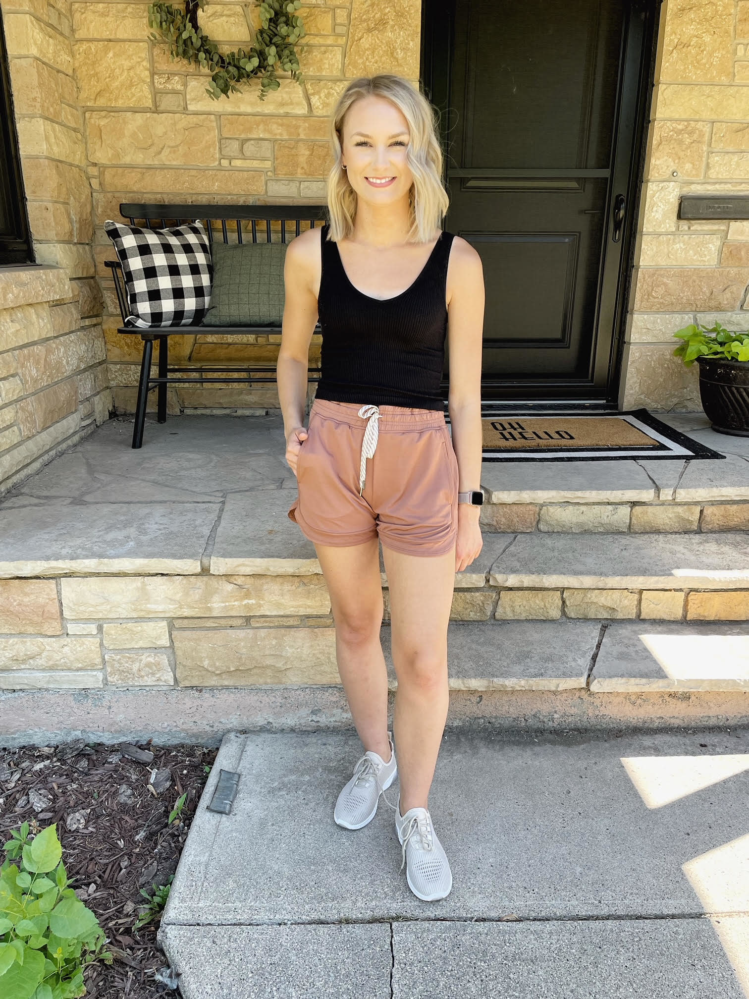 Tenley Clay Shorts