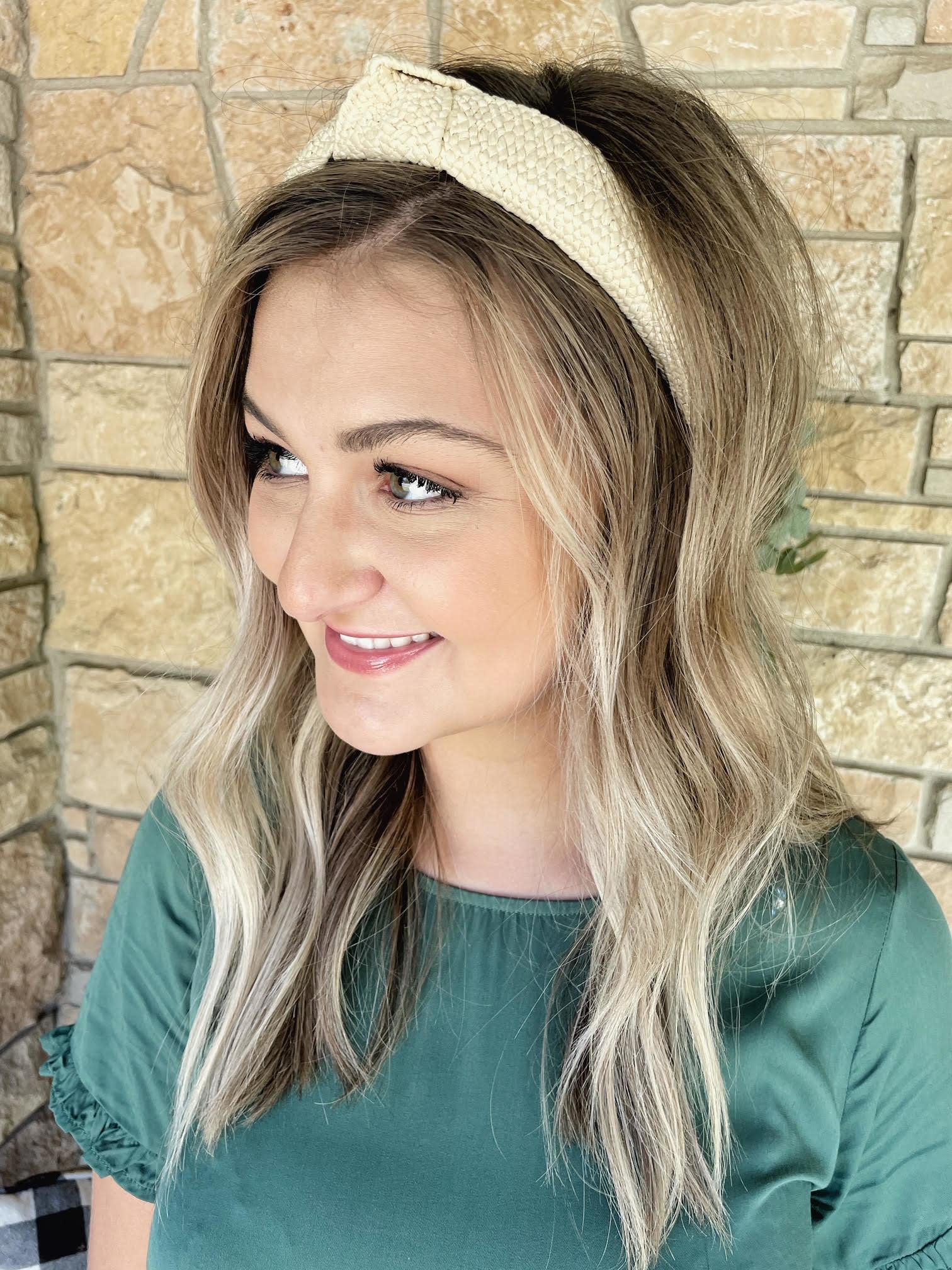 Lexi Wicker Headband