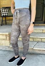 Taylor Grey Camo Soft Joggers