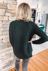 Regan Forest Sweater