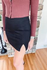 Maddie Black Skirt