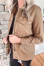 Taylyn Brown Coat