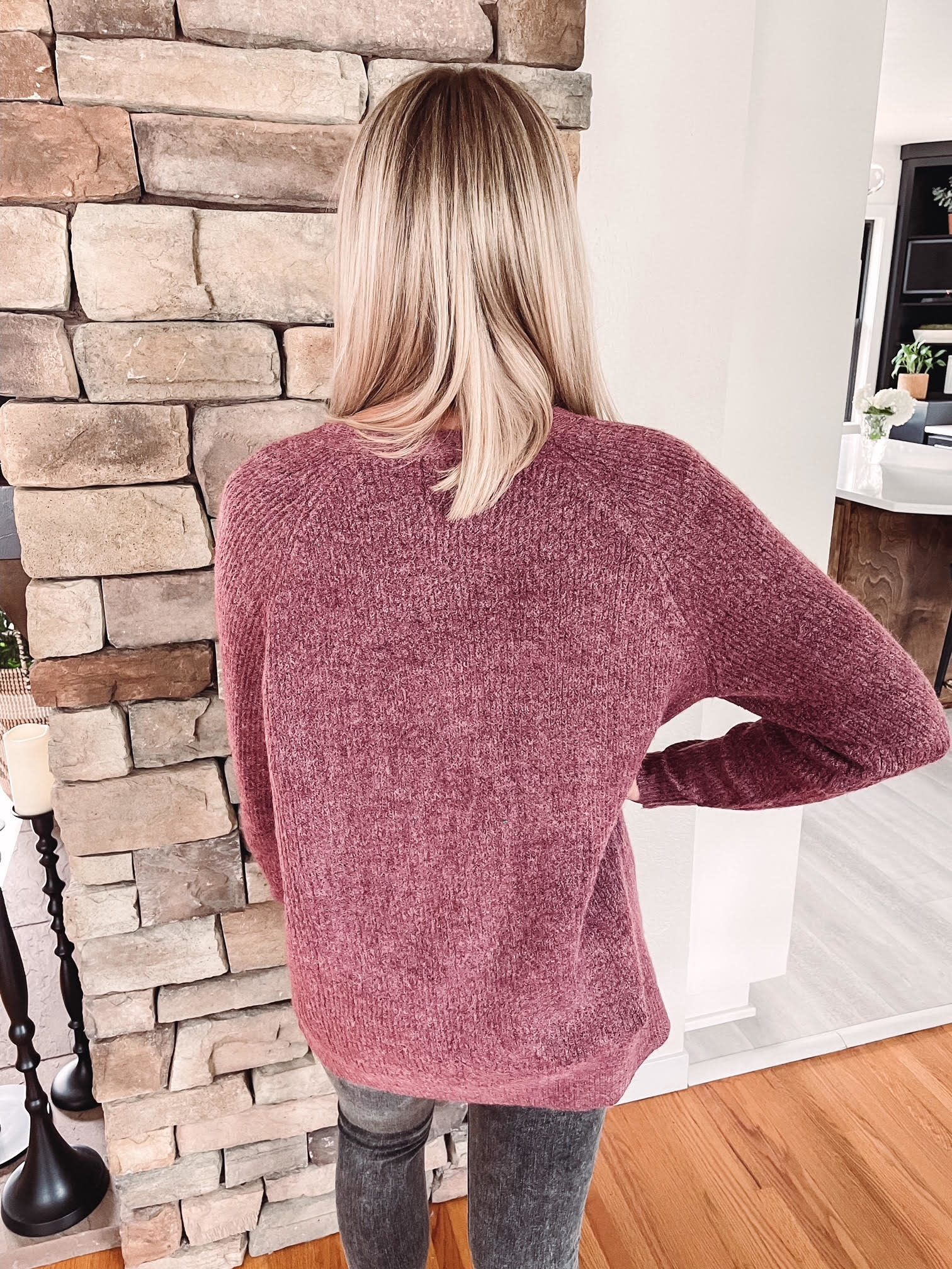 Susie Mulberry Sweater