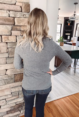 Haven Grey Button Thermal