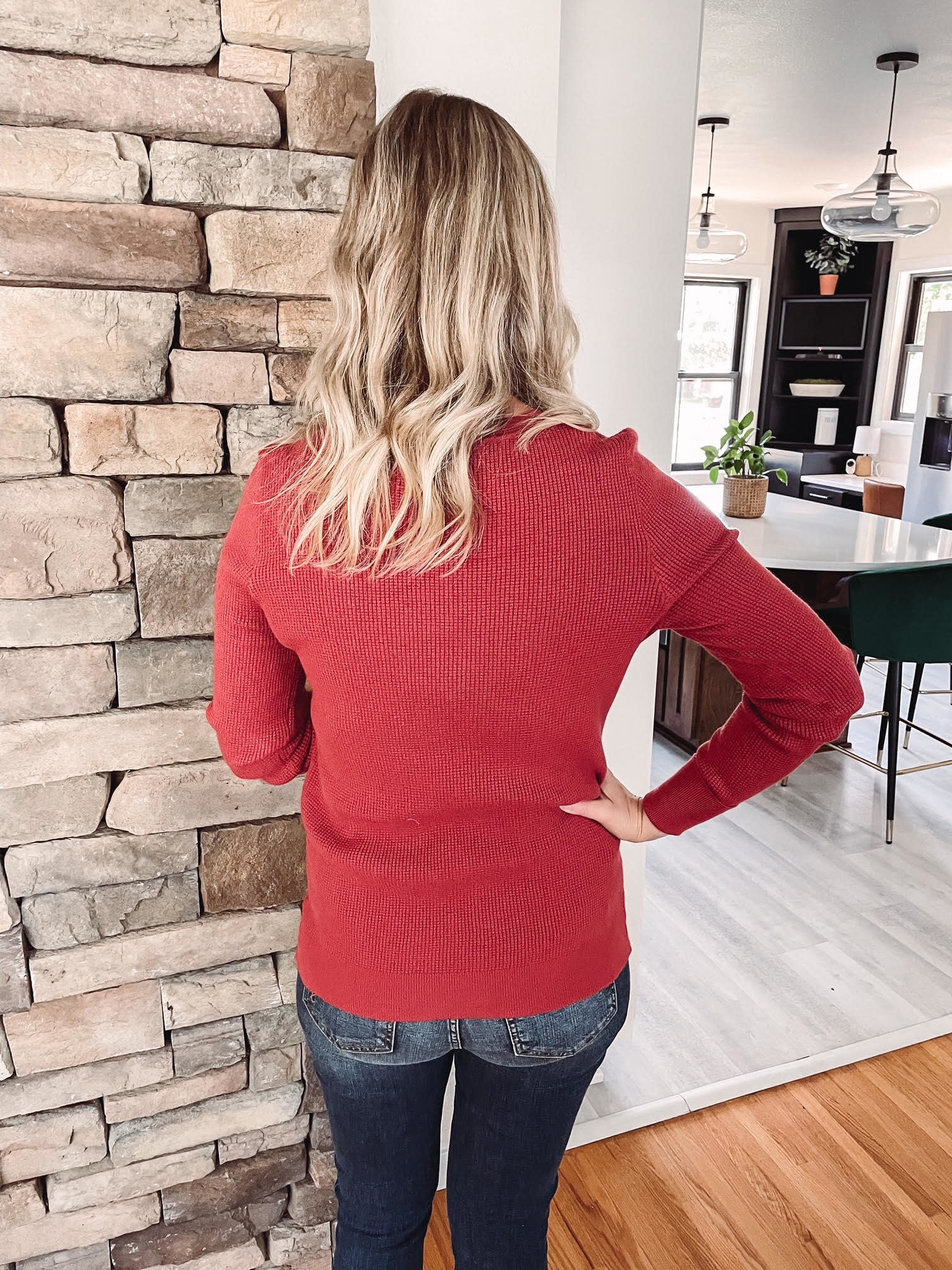 Haven Copper Button Thermal