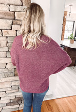 Lucy Berry V-Neck Sweater