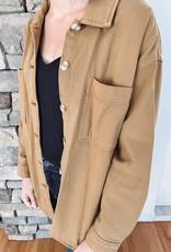 Noelle Chestnut Jacket