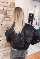 Kendal Cropped Puffer Jacket