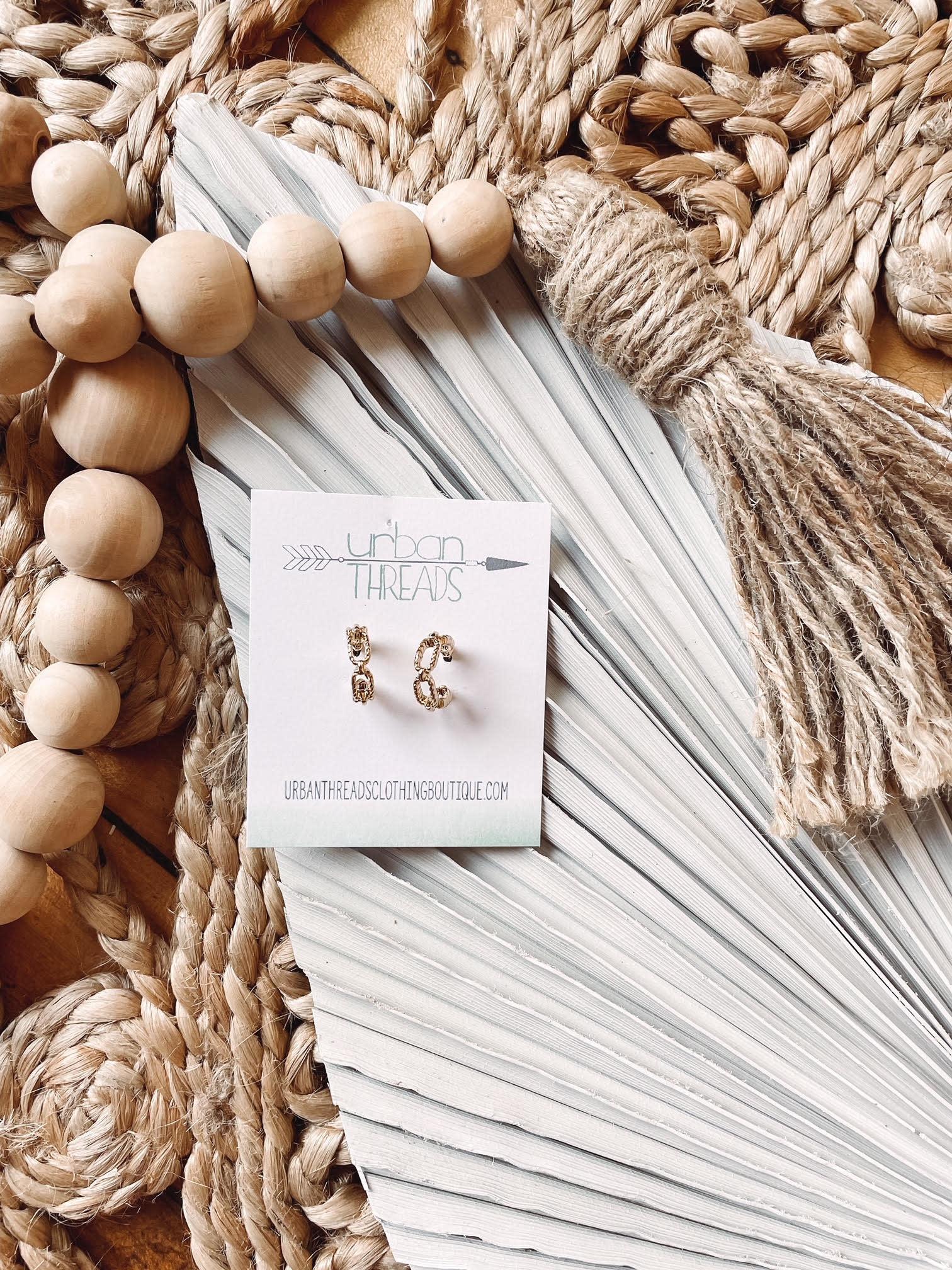 Kinsley Gold Earrings