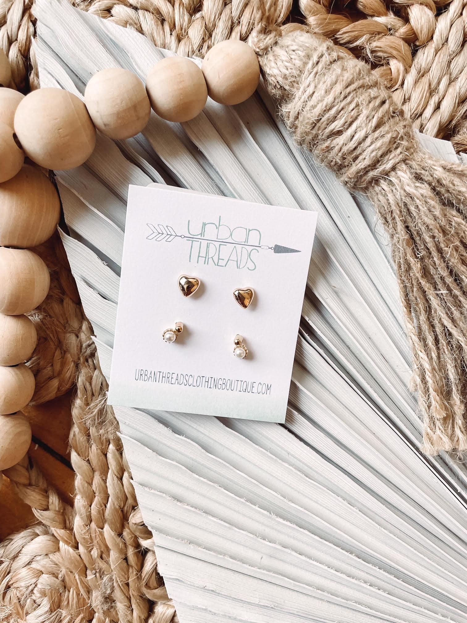 McKenna Earring Set