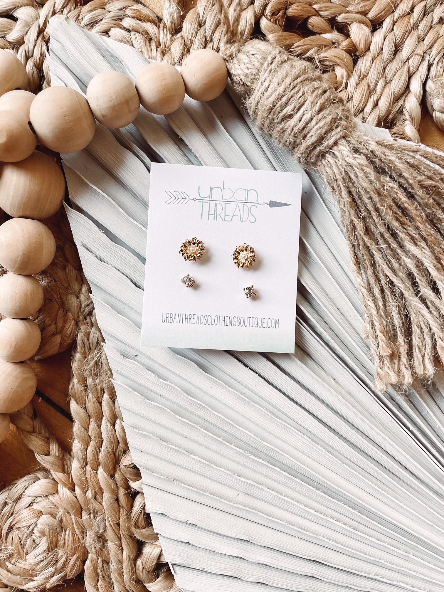Emery Earring Set