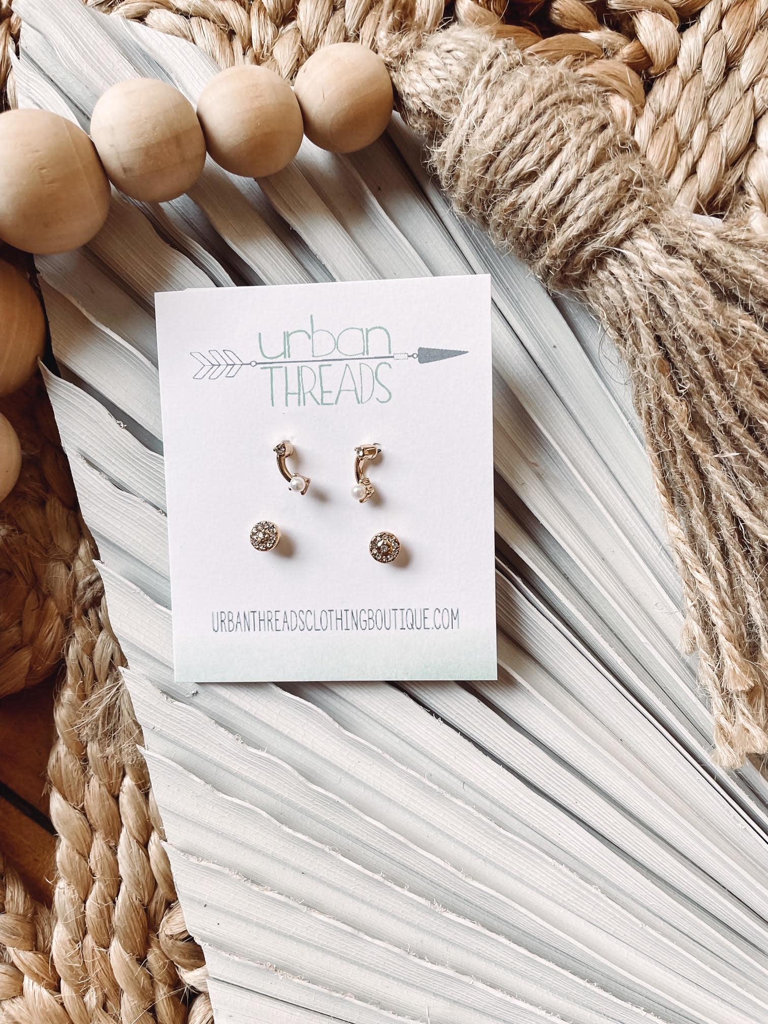 Kenzie Earring Set