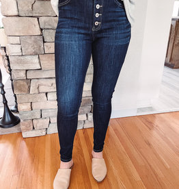 Eloise High Rise Curvy Jeans