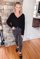 Savannah Black Sweater