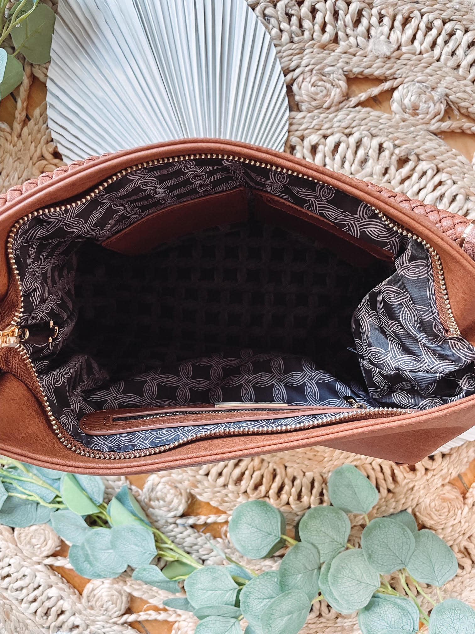 Teagan Tan Shoulder Bag