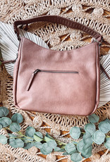 Melissa Mauve Shoulder Bag