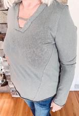 Lindsey Olive Long Sleeve