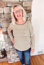 Mandy Striped Long Sleeve