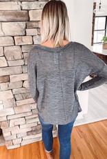 Charcoal Long Sleeve