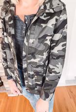 Addison Camo Jacket