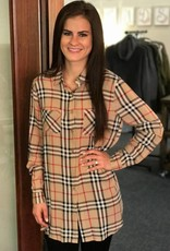 Burberry Plaid Tunic