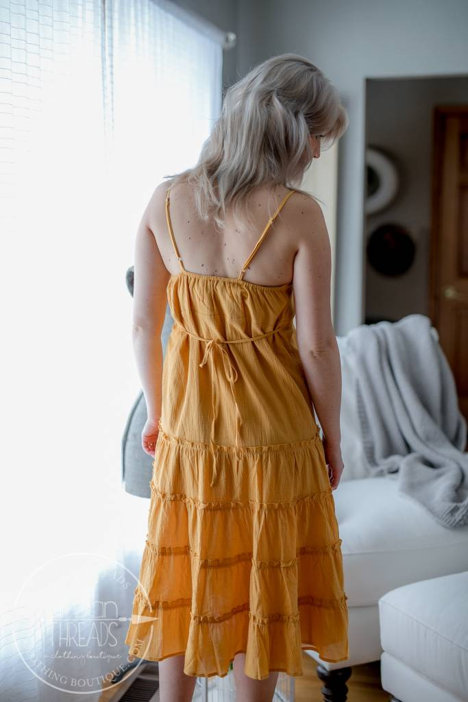 Marigold Rio Dress