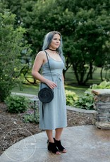 Everyday's Like Sunday Heather Grey Dress