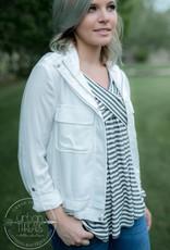 Zoey White Jacket
