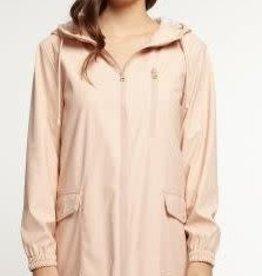 Dex Clothing Rose Rain Jacket