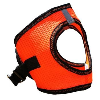 DOGGIE DESIGN DOGGIE DESIGN AMERICAN RIVER HARNESS IRIDESCENT ORANGE