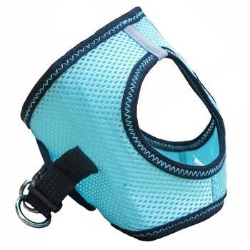 Doggie Design DOGGIE DESIGN AMERICAN RIVER HARNESS ARUBA BLUE