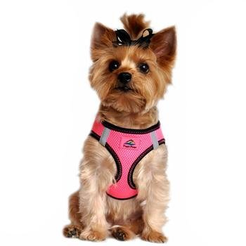 Doggie Design Doggie Design American River Choke Free Harness Iridescent Pink