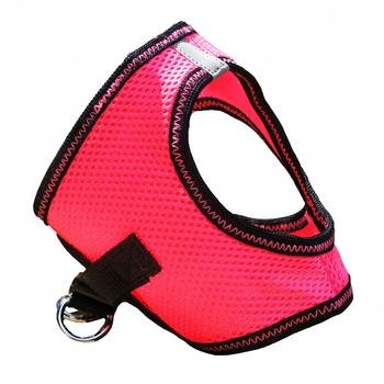 Doggie Design DOGGIE DESIGN AMERICAN RIVER HARNESS IRIDESCENT PINK