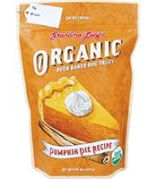Grandma Lucys Grandma Lucys Organic Baked Pumpkin Pie 8oz