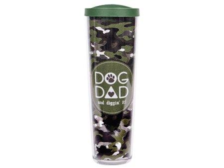 Dog Speak Dog Speak 24oz Thermal Tumbler Dog Dad