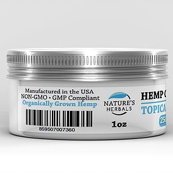 Nature's Herbals Nature's Herbals Hemp Centrix Topical Cream