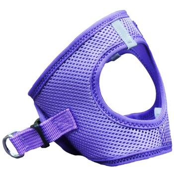 Doggie Design Doggie Design American River Solid Ultra Choke Free Harness Paisley Purple