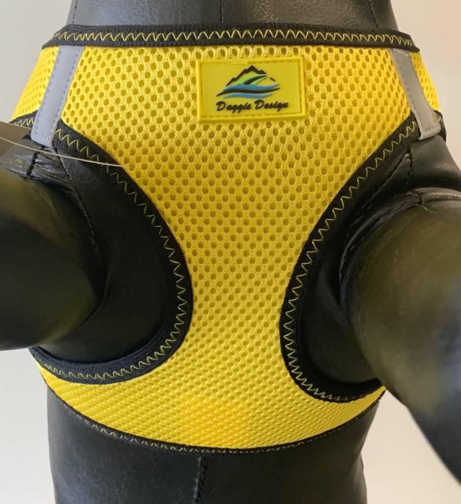 Doggie Design Doggie Design American River Choke Free Harness Vibrant Yellow