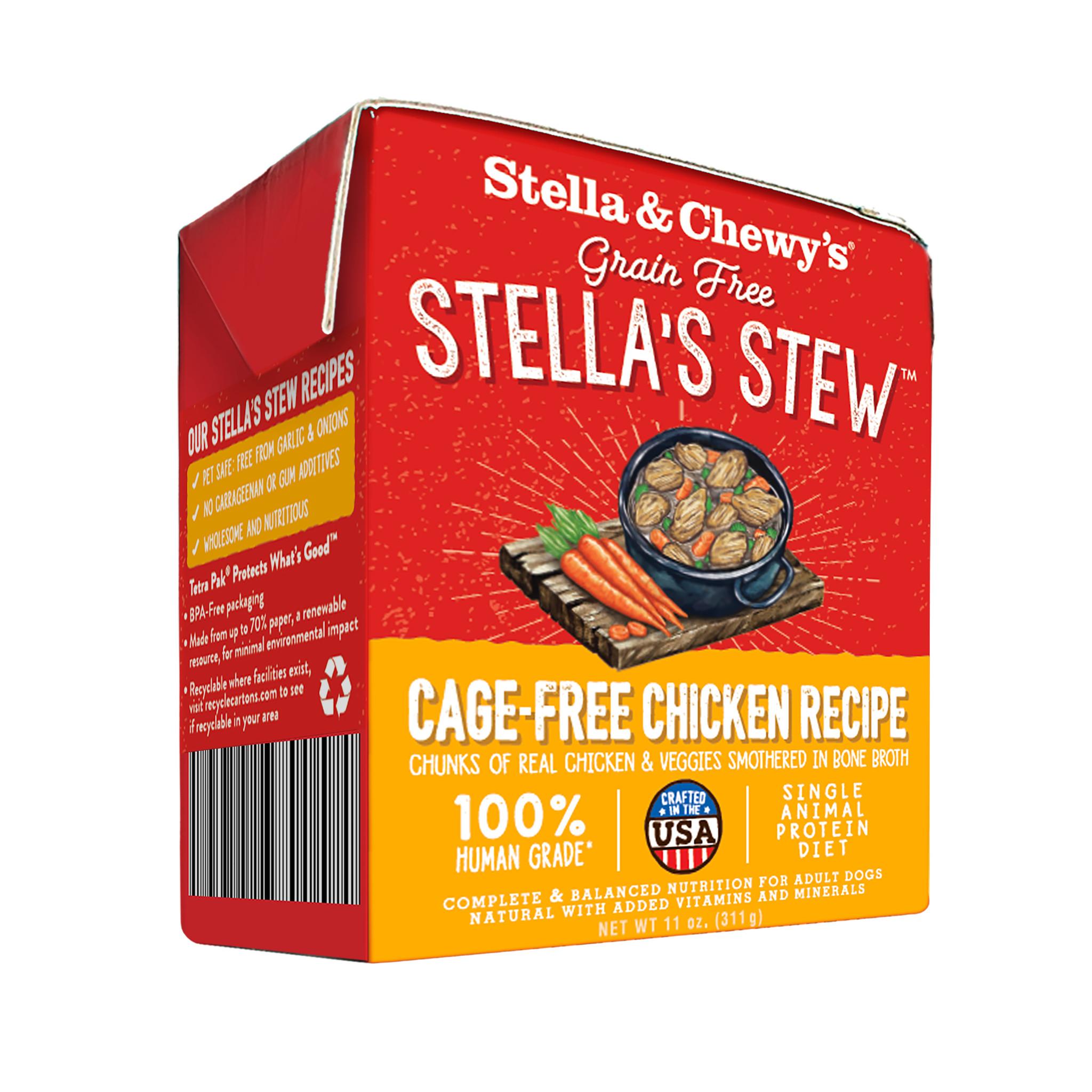 Stella & Chewys Stella & Chewys Grain Free Stella's Stew Cage Free Chicken