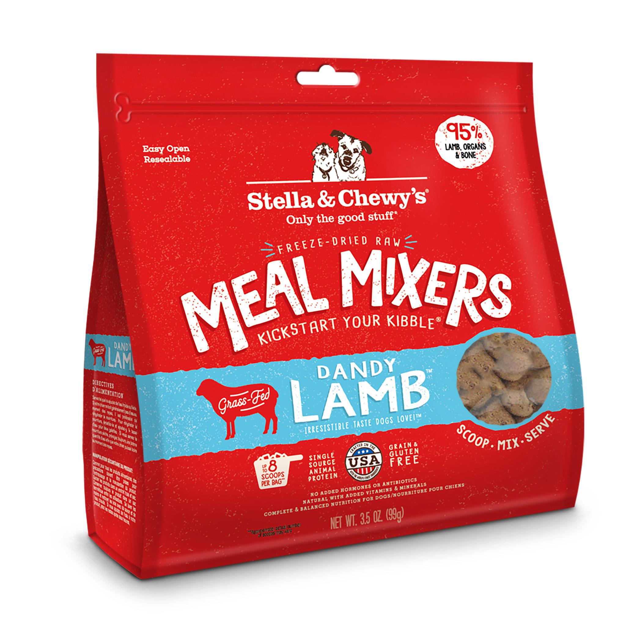Stella & Chewys Stella & Chewys Dandy Lamb Meal Mixer