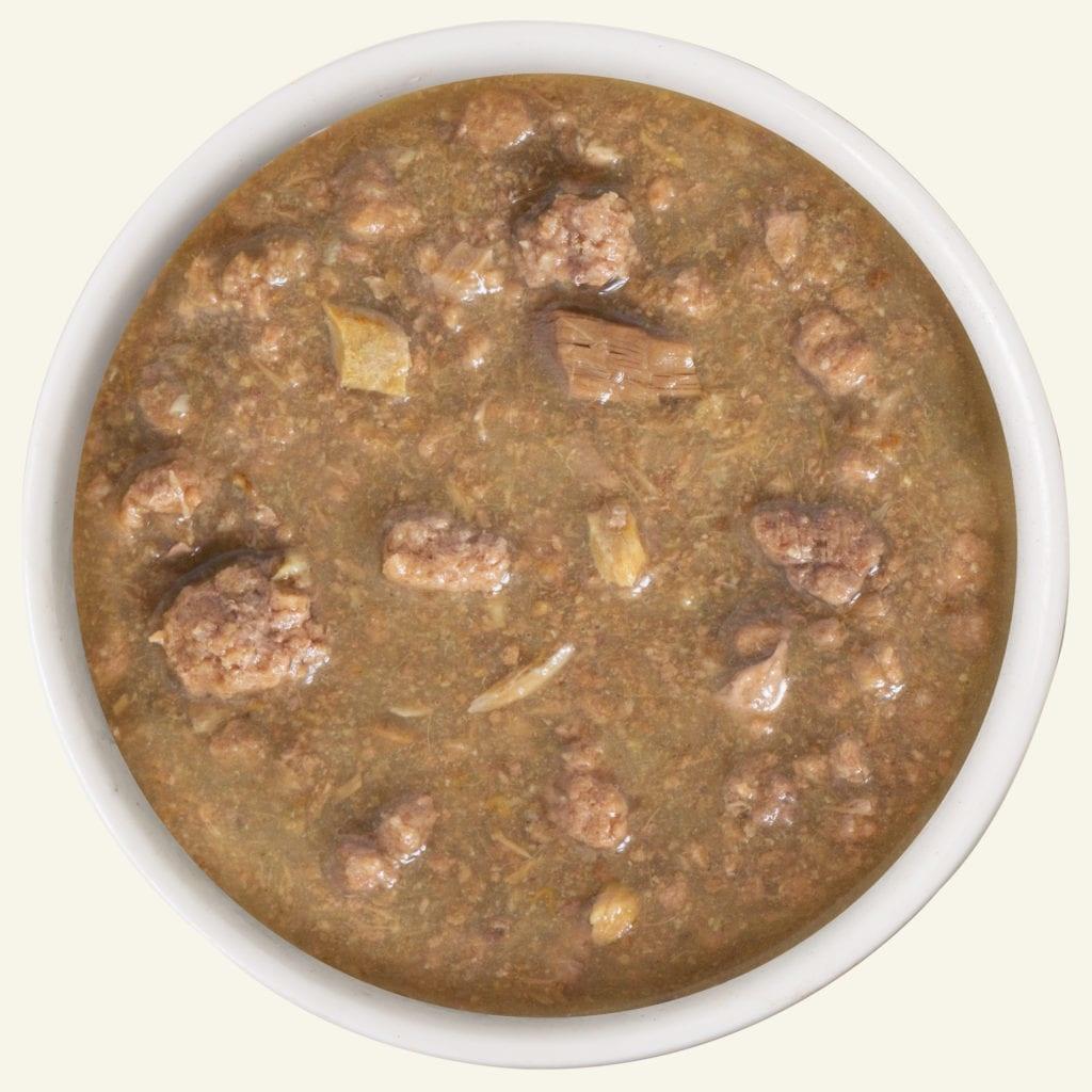 Weruva Weruva Stew! Taco Stewsday Beef, Chicken & Salmon Dinner in Gravy