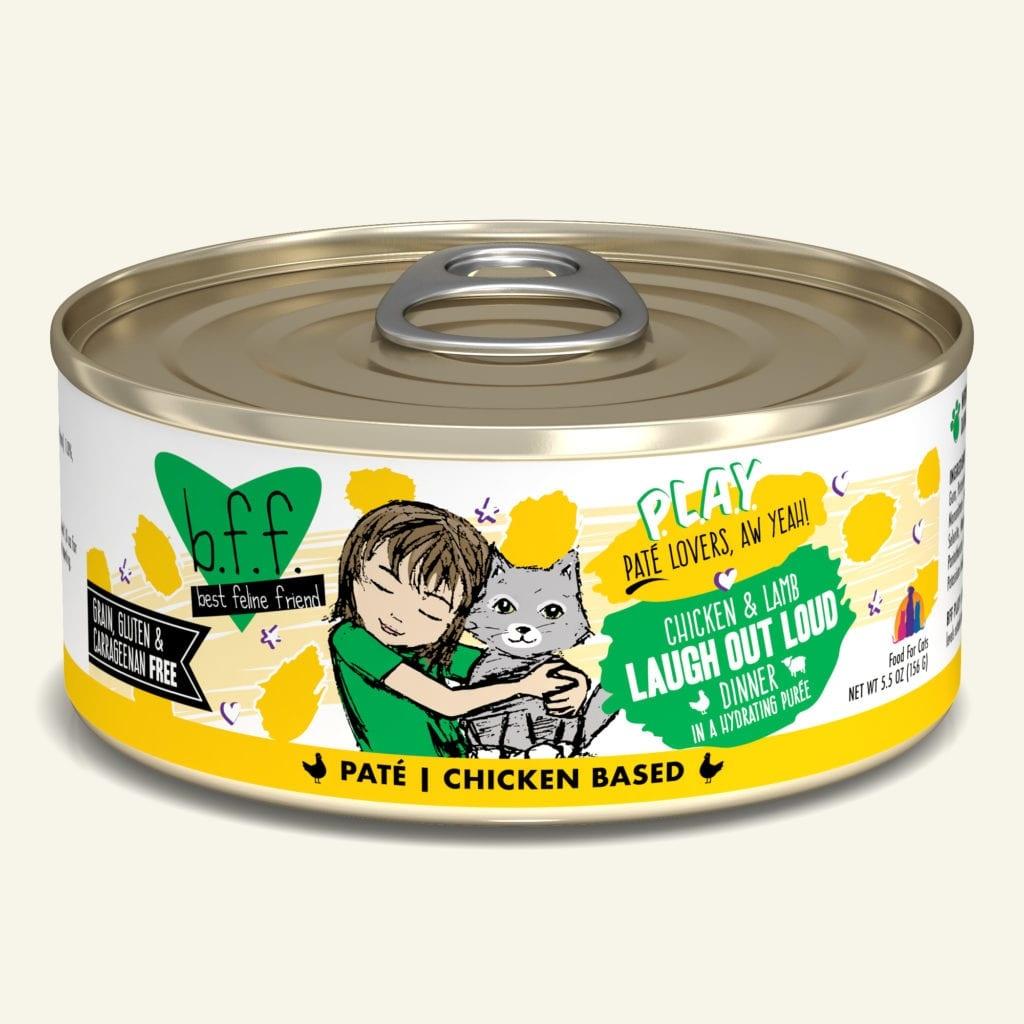 Weruva BFF PLAY Laugh Out Loud Tuna & Duck Dinner