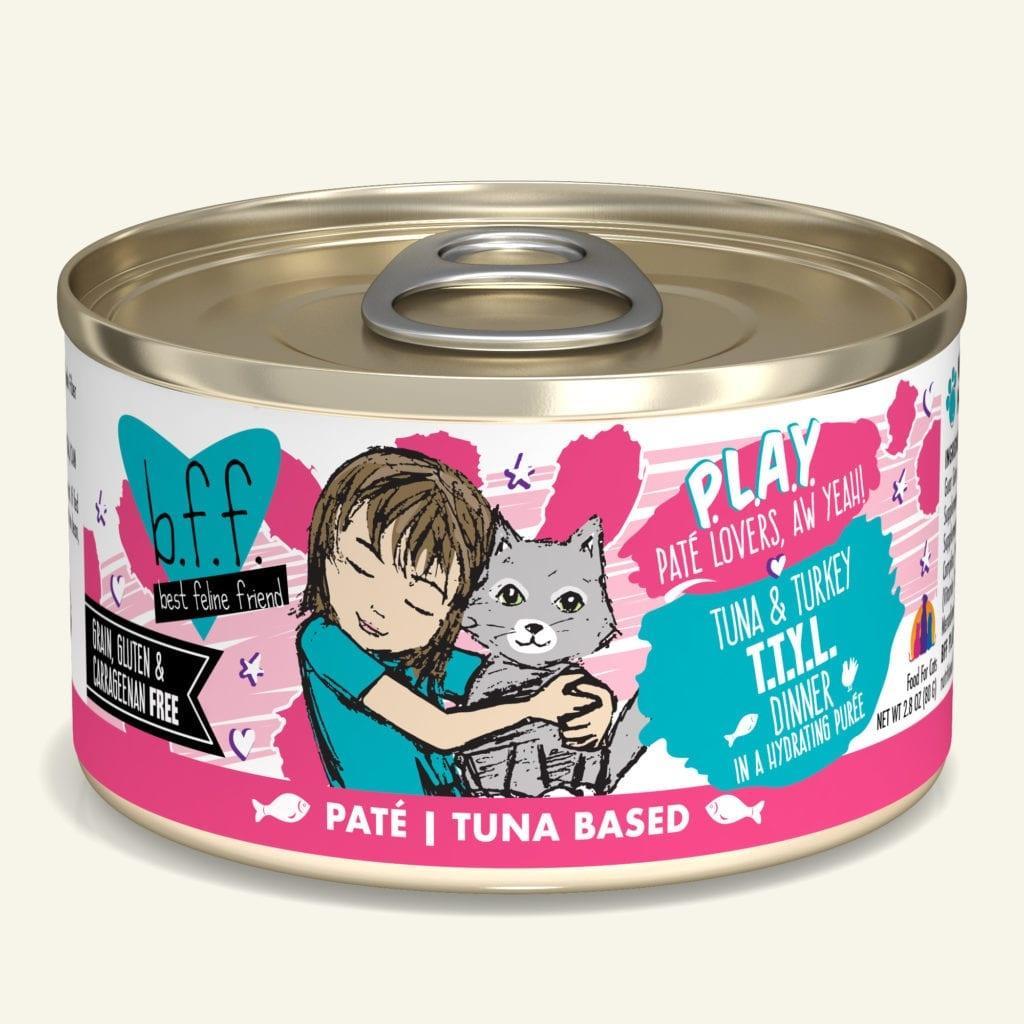 Weruva BFF PLAY T.T.Y.L Tuna & Turkey Dinner