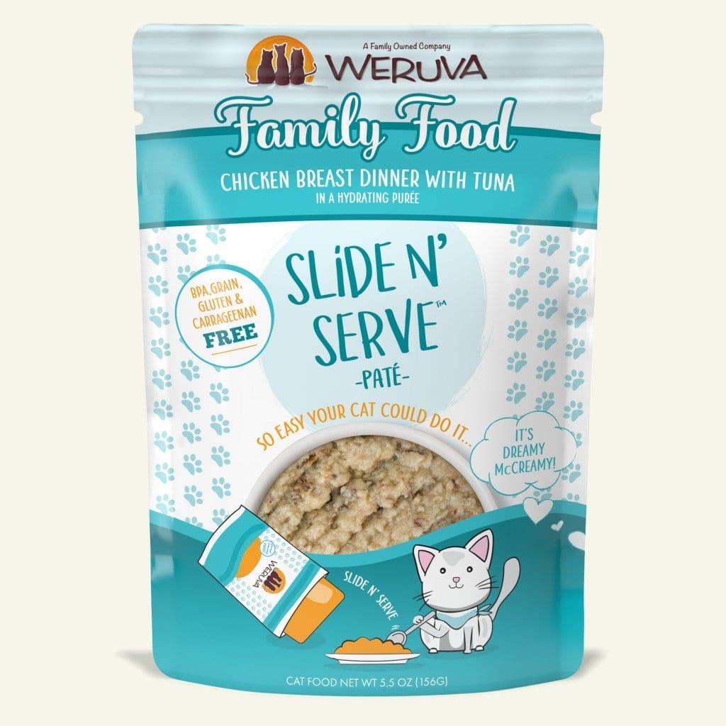 Weruva Weruva Pate Family Food Chicken Breast Dinner with Tuna